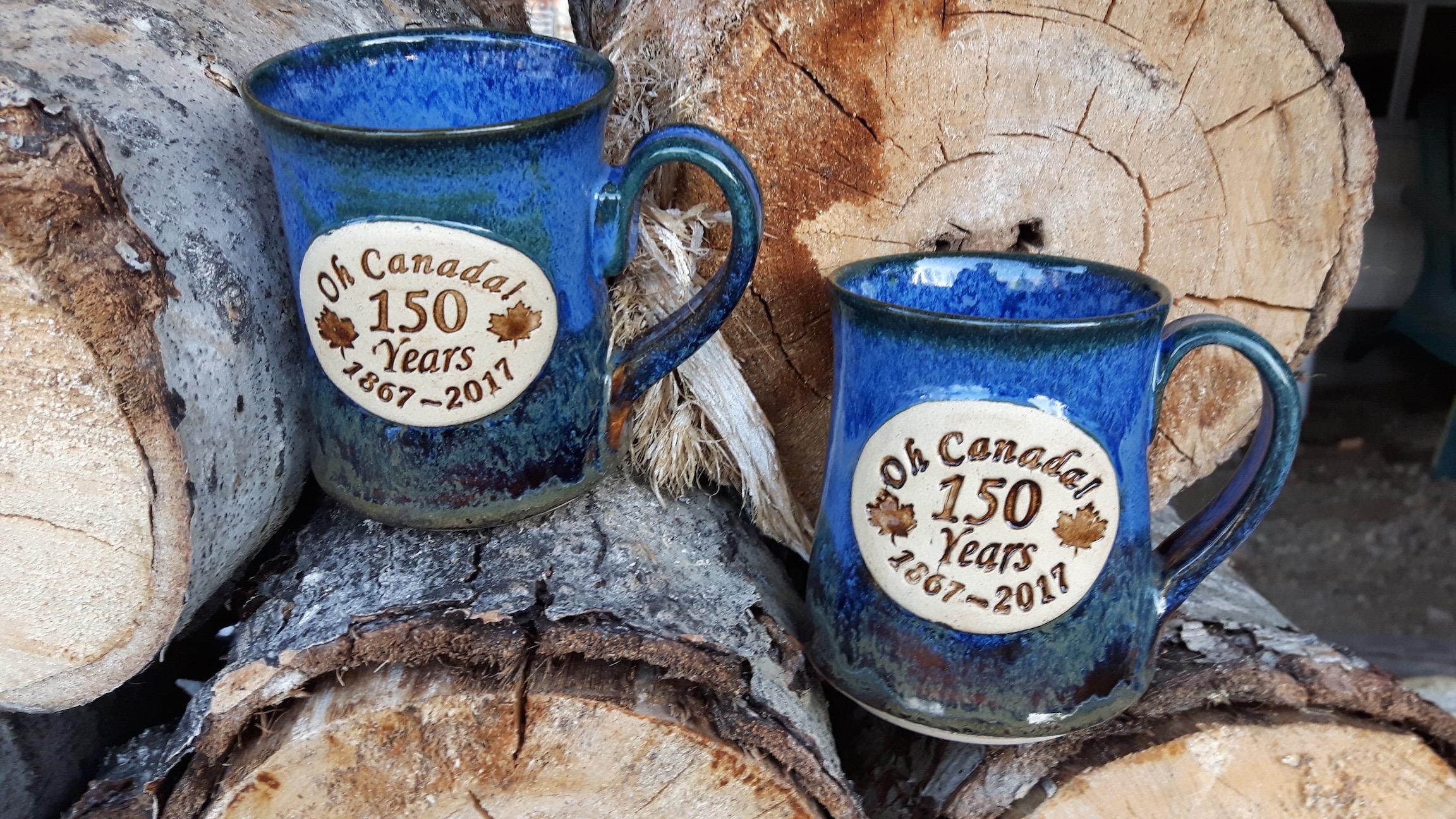 Oh Canada! Mugs