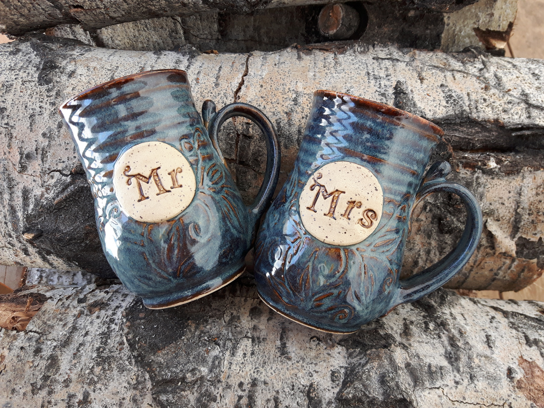 Mugs for Mr & Mrs